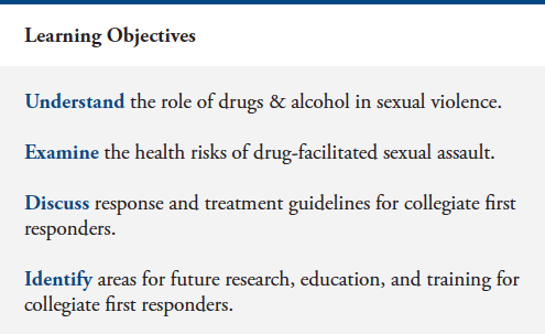 Interaction dynamic of alcohol drugs and sexuality